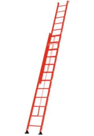 Eterna escaleras escaleras fibra de vidrio serie fe 1200 - Escalera de fibra de vidrio ...